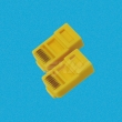 RJ45 Connector Yellow for Cat5e UTP